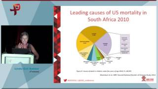 Linda Gail Bekker - Cape Town - Pediatric Epidemic