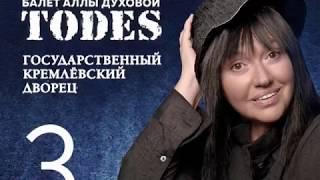 DJ TWINS PROJECT. Юбилейный концерт шоу-балета TODES в Государственном Кремлевском Дворце