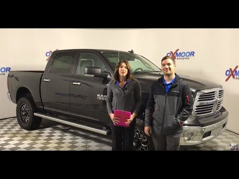 2017 ram 1500 with lift kit for sale in louisville ky at oxmoor chrysler dodge jeep ram youtube. Black Bedroom Furniture Sets. Home Design Ideas