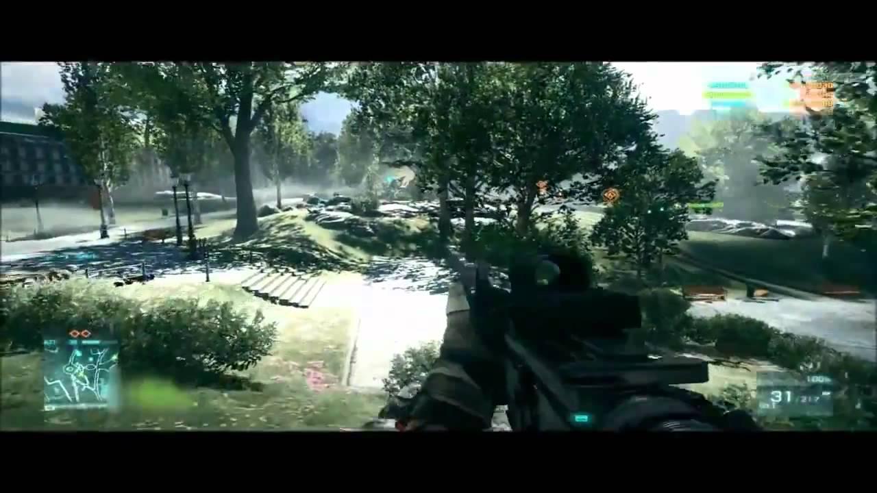 Battlefield 3 Online Gameplay Xbox 360 « The Best 10 ...