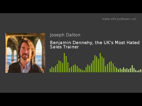 Benjamin Dennehy, the UK's Most Hated