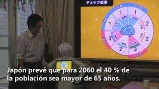 Inteligencia artificial, una apuesta de futuro para cuidar de ancianos en Japón
