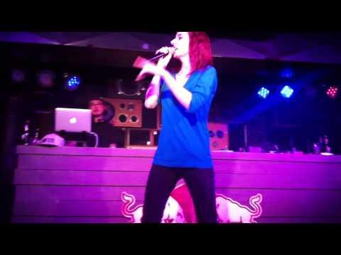 HHKYYC - Alli - Get Ur Freak On - Missy Elliott (Hip Hop Karaoke Calgary)