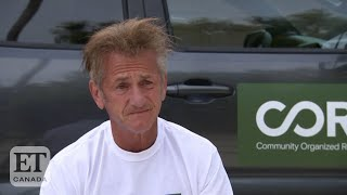 Sean Penn On Helping To Fight Coronavirus In California