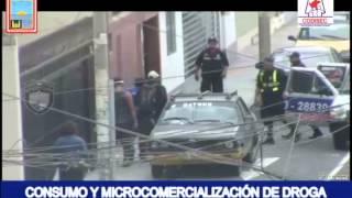 SERENAZGO VÍCTOR LARCO  ERRADICANDO  LAS DROGAS