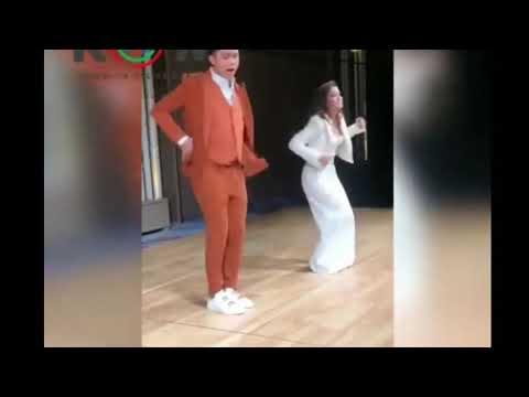 Vhong And Tanya Full Wedding Dance | Congrats Quix