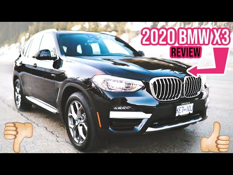 the-2020-bmw-x3-30i-(coolest-features-in--depth-review)