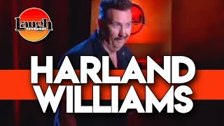 Harland Williams | Prius Drivers, Smart Cars and Dating | Laugh Factory Live Stand Up Comedy