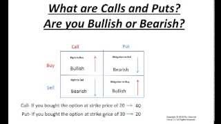 What are Call Options and What are Put Options?