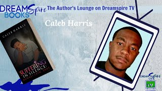 Caleb Harris Author's Lounge interview