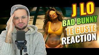 Jennifer Lopez & Bad Bunny - Te Guste   REACTION
