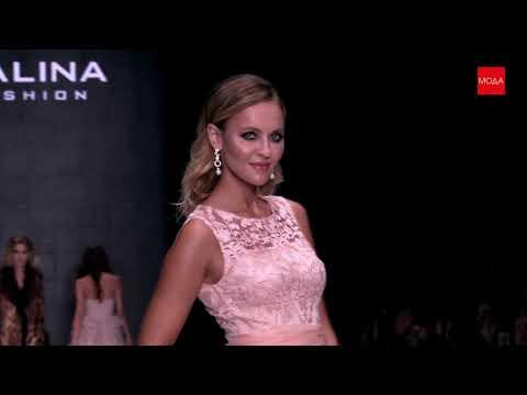 MALINA FASHION. Сезон весна-лето 2019, Mercedes-Benz Fashion Week Russia. 15.10.18г.