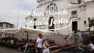 A San Daniele del Friuli c