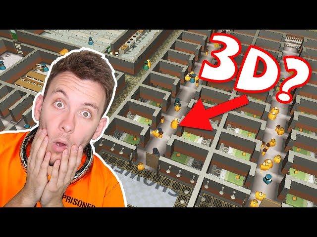 NOVÝ ROZMĚR?! | Prison Architect #9 | HouseBox
