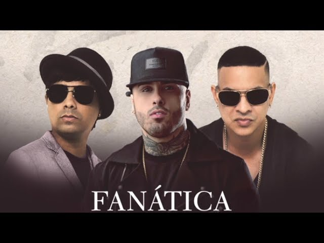Plan B - Fanatica Sensual ft. Nicky Jam (Remix) [Official Audio]