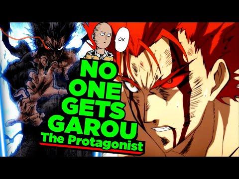 No One Understands Garou - My Favorite Villain in Anime One Punch Man