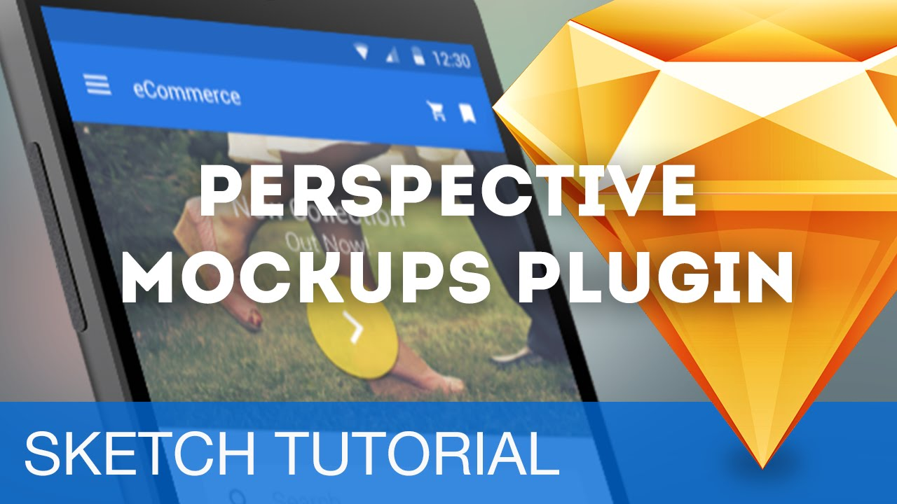 Perspective Mockups with MagicMirror Plugin • Sketch 3 Plugins Tutorial &  Design Workflow
