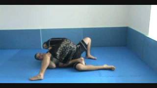 Knee Slice Guard Pass