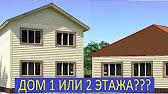 Как построить свой дом участок,разметка,траншея,фундамент - YouTube