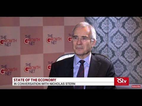 State Of The Economy with Nicholas Stern