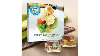 Wakaya Perfection Organic Fijan Ginger Turmeric Powder...