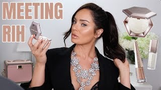 Follow Me Getting Ready For The Fenty Beauty Launch \\ Meeting Rihanna