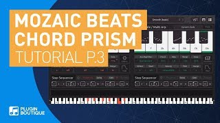 Chord Prism by Mozaic Beats | MIDI Export Feature Tutorial