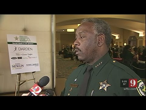 Video: Orange County Sheriff's Office discusses new crime stats, opioid epidemic