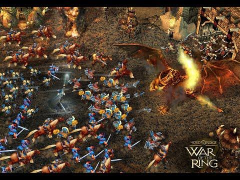 Прохождение игры The Lord Of The Rings: War Of The Ring(Властелин колец:Война кольца), За свет #4