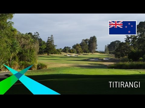 Titirangi Golf Course