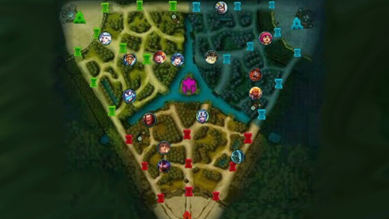 Mobile legends new game mode ideas 3 teams 5vs5vs5 youtube gumiabroncs Gallery