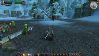 Patch 7.3.5 Level Scaling || World of Warcraft - Dwarf Paladin Lvl 1-11