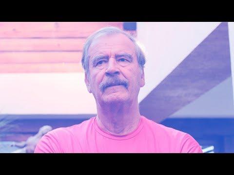 Servir a México con orgullo y responsabilidad: Vicente Fox.