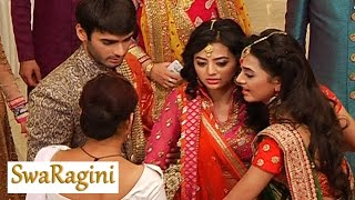 Swaragini 10th February 2016 EPISODE | Swara gets ARRESTED