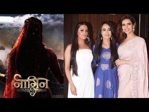 Naagin 3 Show Launch Event | Karishma Tanna | Anita Hassanandani | Surbhi Jyoti