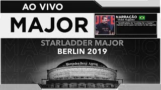 🔴 CS GO: INTZ vs Grayhound | MD3 | StarLadder Major 2019 (PT-BR) !major !sorteio