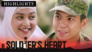 Isabel and Michael are now in a relationship | A Soldier
