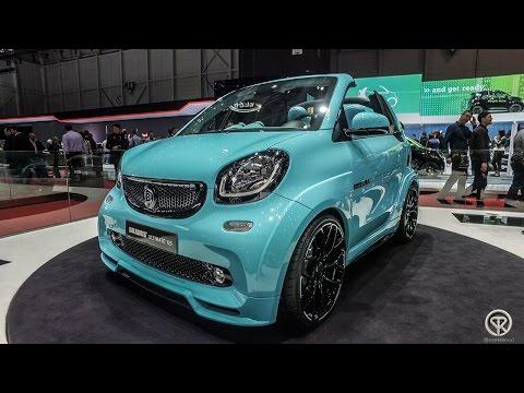 Smart Brabus Ultimate 125 - 2017 Geneva Motor Show