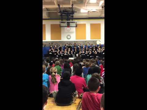 C.L.A.S. Winter Concert *Song2 - Roberge Elementary School 2016