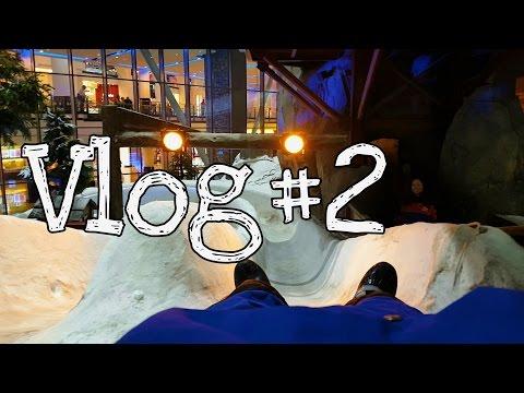 فلوق سكي دبي + تجمدت يدي + زكمت !! |Vlog#2 Ski dubai !!