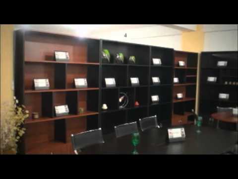 Aqu encontrar los mejores modelos de muebles para for Modelos de oficinas