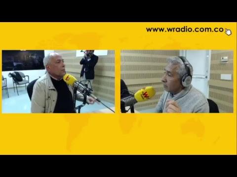 José Obdulio Gaviria y Víctor De Currea-Lugo en Partida W