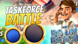 Boom Beach TASK FORCE Battle! (Blue Team VS Black Team!)