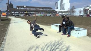 Freestyle Session | Wiesbaden, Germany | Dushanthan, P. Marley, Janelle | 06-04-2013