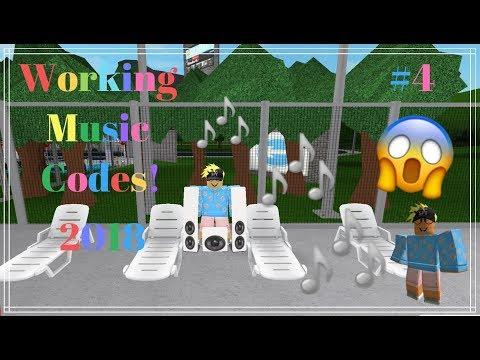 ROBLOX | Working Music Codes | 2018 | #4