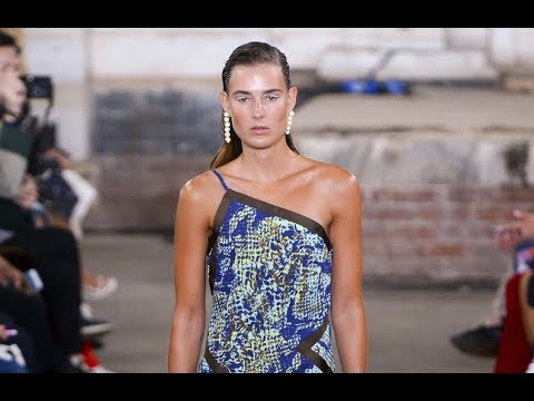 HOUSE OF HOLLAND Spring Summer 2019 Full Show London - Fashion Channel
