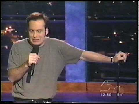 Bob Odenkirk stand-up 1997