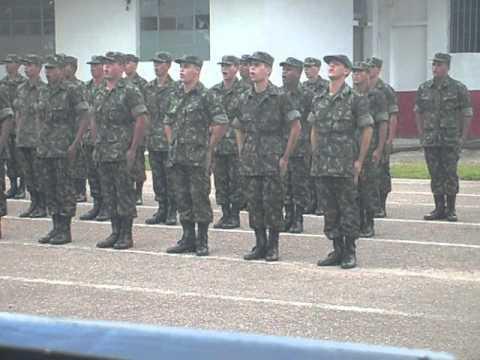 Formatura 8ª Esquadrao de Cavalaria Mecanizada 2011 - YouTube d5ca68ee6af