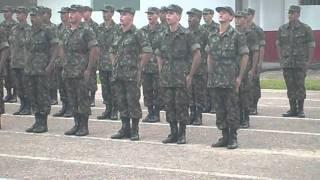 Formatura 8ª Esquadrao de Cavalaria Mecanizada 2011