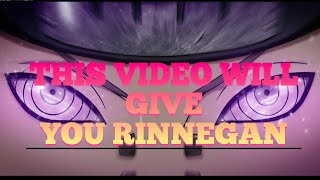 THIS VIDEO WILL AWAKEN YOUR RINNEGAN